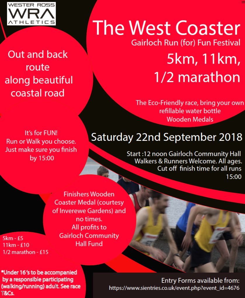 TheWestCoaster Poster2018